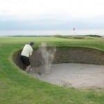 Golf-sandtrap