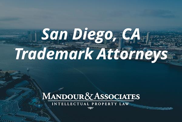 Trademark Attorney San Diego