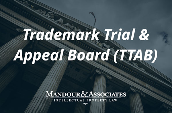 Trademark Trial and Appeal Board