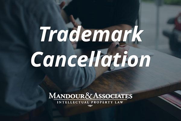Trademark Cancellation