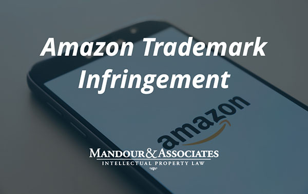 Amazon Trademark Infringement