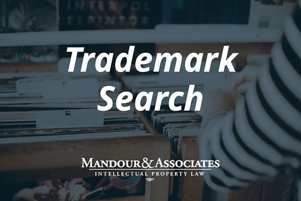 U.S. Trademark Search