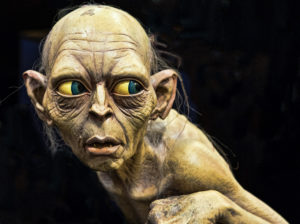 Smeagol - Lord of the Rings Trademark Infringement