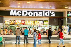 McDonald's trademark - McFungi