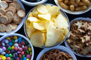 The Boring Company snack food trademark
